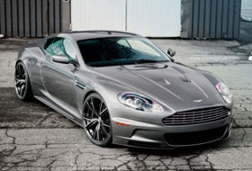 Location Aston Martin DBS  Amenucourt