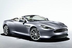 Location Aston Martin Virage Volante  Strasbourg