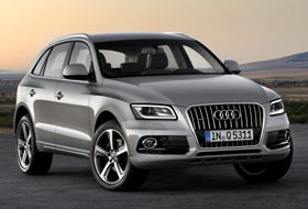 Location Audi Q5  Nantes