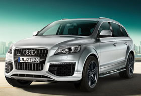 Location Audi Q7  Glannes