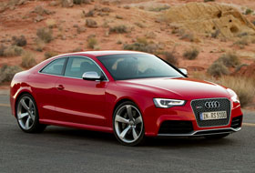 Location Audi RS5  Glannes