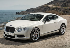 Location Bentley Continental GT  Brécé