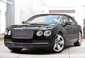 Location Bentley Flying Spur  Garches
