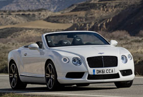 Location Bentley GTC  Brécé