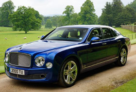 Location Bentley Mulsanne  Brécé