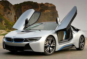 Location BMW I8  Paris