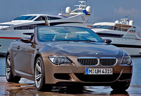 Location BMW M6 Cabriolet Ile-de-france
