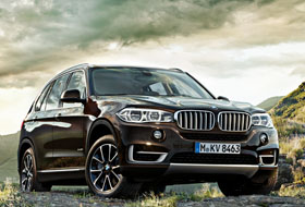 Location BMW X5 Corse