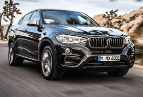 Location BMW X6 Corse
