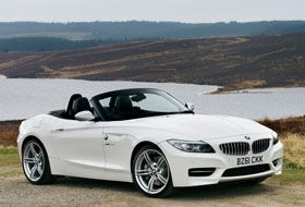 Location BMW Z4 Roadster Corse