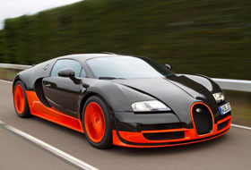 Location Bugatti Veyron  Sainte-christine