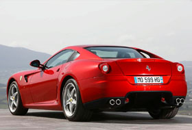 Location Ferrari 599 GTB Fiorano Le Vésinet