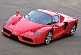 Location Ferrari Enzo  Margency