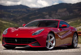 Location Ferrari F12 berlinetta  Margency
