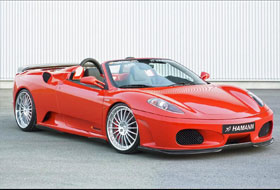 Location Ferrari F430 Spider