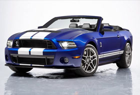 Location Ford Mustang Mustang GT Cabriolet Ile-de-france