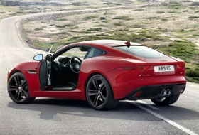Location Jaguar F-Type S Corse