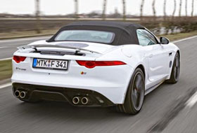 Location Jaguar F-Type V8 Ile-de-france