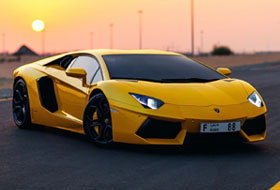 Location Lamborghini Aventador  Montesson