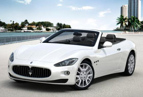 Location Maserati GranCabrio Centre