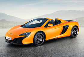 Location McLaren 650S  Amenucourt