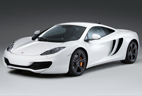 Location McLaren MP4 12C
