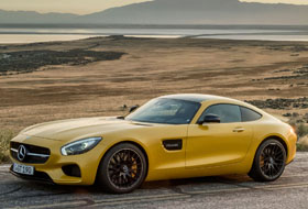 Location Mercedes Amg GT Centre