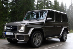 Location Mercedes Classe G  Montesson