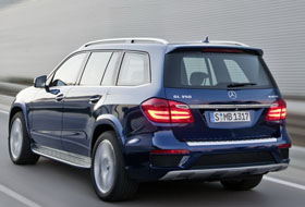 Location Mercedes GL Meuse
