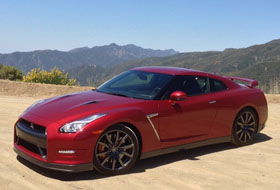 Location Nissan GT-R