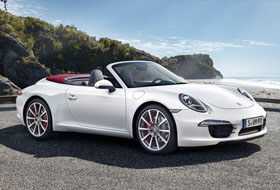 Location Porsche 911 Cabriolet  Reims