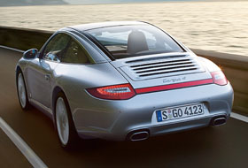 Location Porsche 997 4S Targa Centre