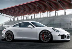Location Porsche GT3  Reims