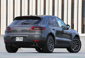 Location Porsche Macan S Le Perchay