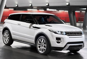Location Ranger Rover Evoque Corse