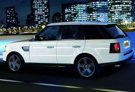 Location Ranger Rover Sport TDV6  Bordeaux
