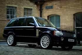 Location Ranger Rover Vogue TDV8 Corse