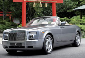 Location Rolls Royce Drophead Limousin