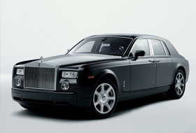 Location Rolls Royce Phantom  Servon-sur-vilaine
